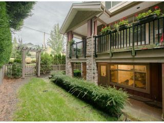 "Photo 20: 36 15151 34TH Avenue in Surrey: Morgan Creek Townhouse for sale in ""SERENO"" (South Surrey White Rock)  : MLS®# F1322530"