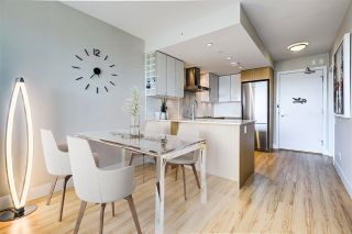 """Photo 2: 512 159 W 2ND Avenue in Vancouver: False Creek Condo for sale in """"Tower Green at West"""" (Vancouver West)  : MLS®# R2572677"""
