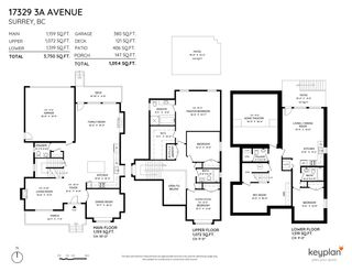 Photo 34: 17329 3A Avenue in Surrey: Pacific Douglas House for sale (South Surrey White Rock)  : MLS®# R2558467