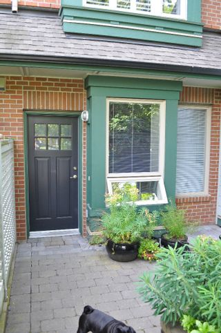 """Photo 11: 2575 EAST Mall in Vancouver: University VW Townhouse for sale in """"LOGAN LANE"""" (Vancouver West)  : MLS®# V839250"""