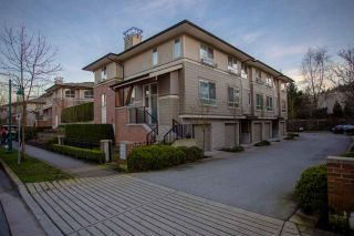 Photo 1: 20 301 KLAHANIE Drive in Port Moody: Port Moody Centre Townhouse for sale : MLS®# R2032725