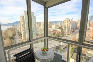 Photo 15: 2101 1000 BEACH AVENUE in Vancouver: Yaletown Condo for sale (Vancouver West)  : MLS®# R2248536