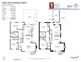 Photo 37: 2425 W 13TH Avenue in Vancouver: Kitsilano House for sale (Vancouver West)  : MLS®# R2584284