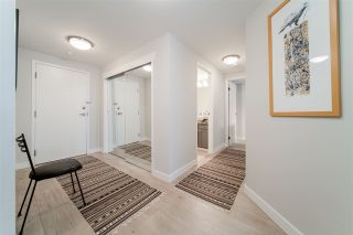 Photo 8: 308 1477 FOUNTAIN WAY in Vancouver: False Creek Condo for sale (Vancouver West)  : MLS®# R2543582