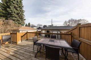 Photo 38: 9123 74 Avenue in Edmonton: Zone 17 House Half Duplex for sale : MLS®# E4241218