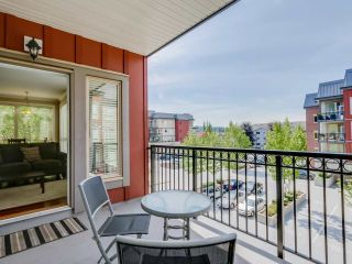 "Photo 3: 316 2628 MAPLE Street in Port Coquitlam: Central Pt Coquitlam Condo for sale in ""VILLAGIO 2"" : MLS®# R2074698"