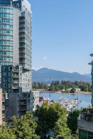 """Photo 27: 601 1499 W PENDER Street in Vancouver: Coal Harbour Condo for sale in """"WEST PENDER PLACE"""" (Vancouver West)  : MLS®# R2605894"""