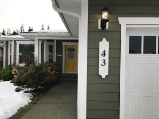 Photo 1: 43 STRATHCONA Way in CAMPBELL RIVER: CR Willow Point House for sale (Campbell River)  : MLS®# 750809
