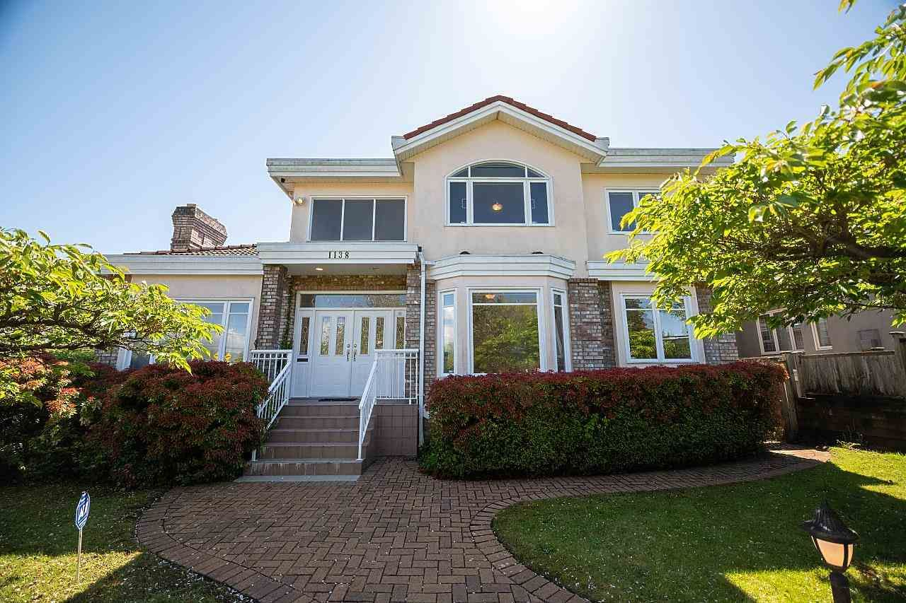 Main Photo: 1138 W 45TH Avenue in Vancouver: South Granville House for sale (Vancouver West)  : MLS®# R2578243