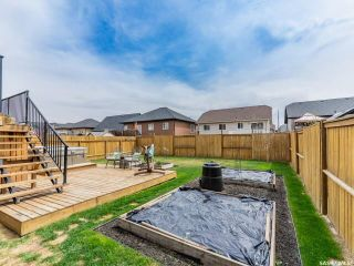 Photo 33: 1414 Paton Crescent in Saskatoon: Willowgrove Residential for sale : MLS®# SK859637