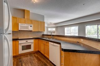 Photo 5: 105 6600 Old Banff Coach Road SW in Calgary: Patterson Apartment for sale : MLS®# A1142753