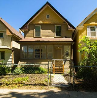 Photo 1: 661 Toronto Street in Winnipeg: West End Residential for sale (5A)  : MLS®# 202114900