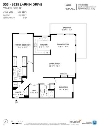 """Photo 24: 305 6328 LARKIN Drive in Vancouver: University VW Condo for sale in """"JOURNEY"""" (Vancouver West)  : MLS®# R2605974"""