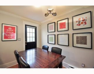 """Photo 5: 1365 W 7TH AV in Vancouver: Fairview VW Condo for sale in """"WEMSLEY MEWS"""" (Vancouver West)  : MLS®# V806389"""