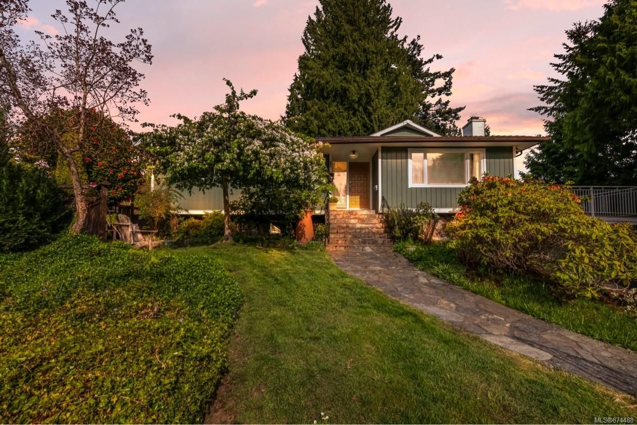 Main Photo: 4903 Bellcrest Pl in : SE Cordova Bay House for sale (Saanich East)  : MLS®# 874488