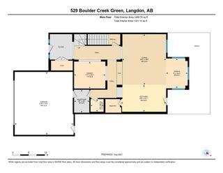 Photo 44: 529 Boulder Creek Green SE: Langdon Detached for sale : MLS®# A1130445