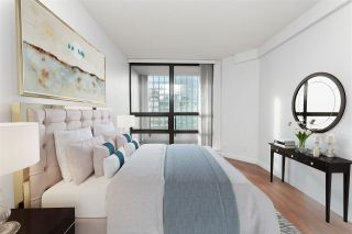 """Photo 9: 2008 938 SMITHE Street in Vancouver: Downtown VW Condo for sale in """"Electric Avenue"""" (Vancouver West)  : MLS®# R2526507"""