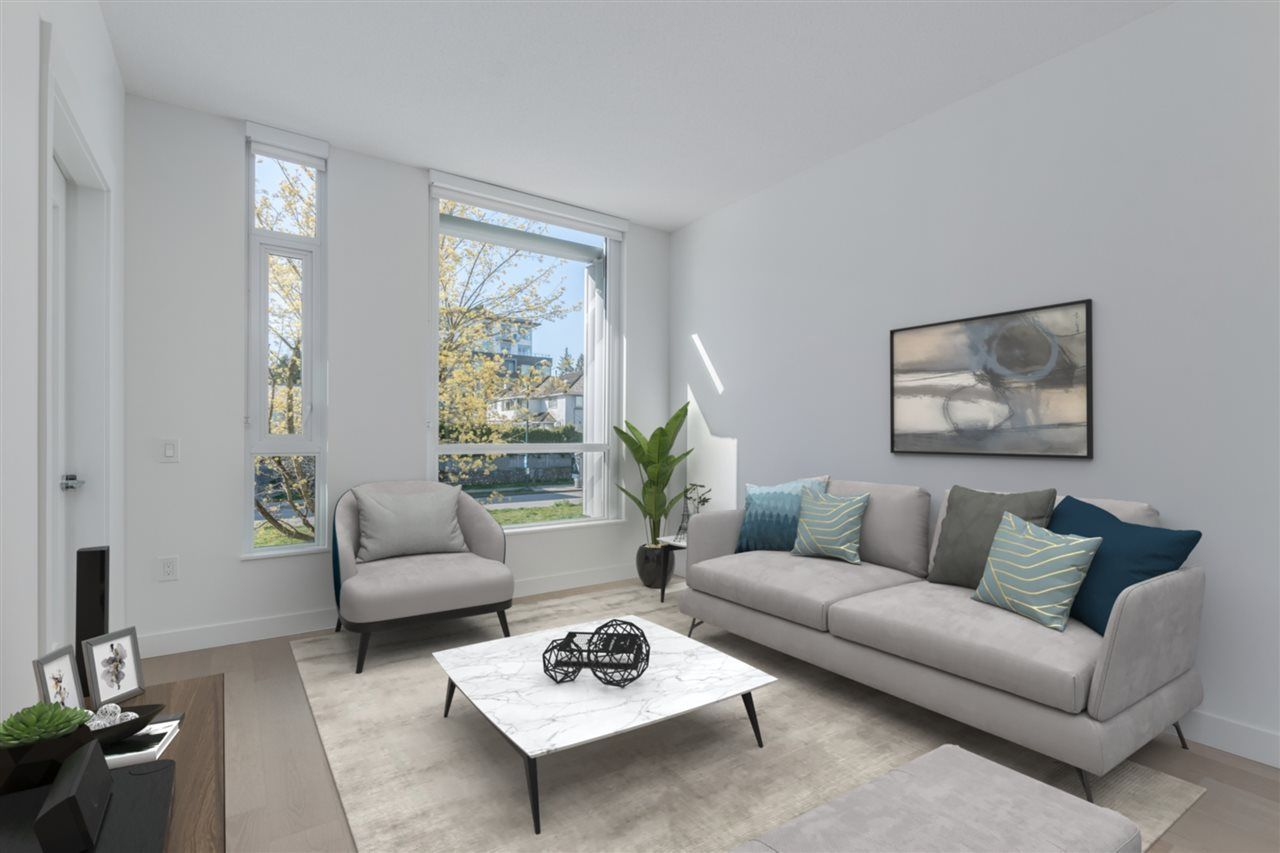 """Main Photo: 201 469 W KING EDWARD Avenue in Vancouver: Cambie Condo for sale in """"MARQUISE"""" (Vancouver West)  : MLS®# R2568763"""