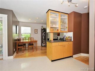 Photo 9: 4 2633 Shelbourne St in VICTORIA: Vi Jubilee Row/Townhouse for sale (Victoria)  : MLS®# 741791