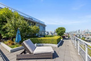 """Photo 34: 1201 1661 ONTARIO Street in Vancouver: False Creek Condo for sale in """"SAILS"""" (Vancouver West)  : MLS®# R2605622"""