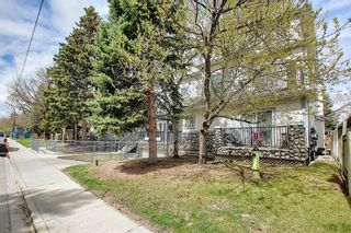Main Photo: 106 622 56 Avenue SW in Calgary: Windsor Park Row/Townhouse for sale : MLS®# A1100398