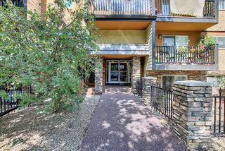 Photo 2: 302 1530 16 Avenue SW in Calgary: Sunalta Apartment for sale : MLS®# A1139864