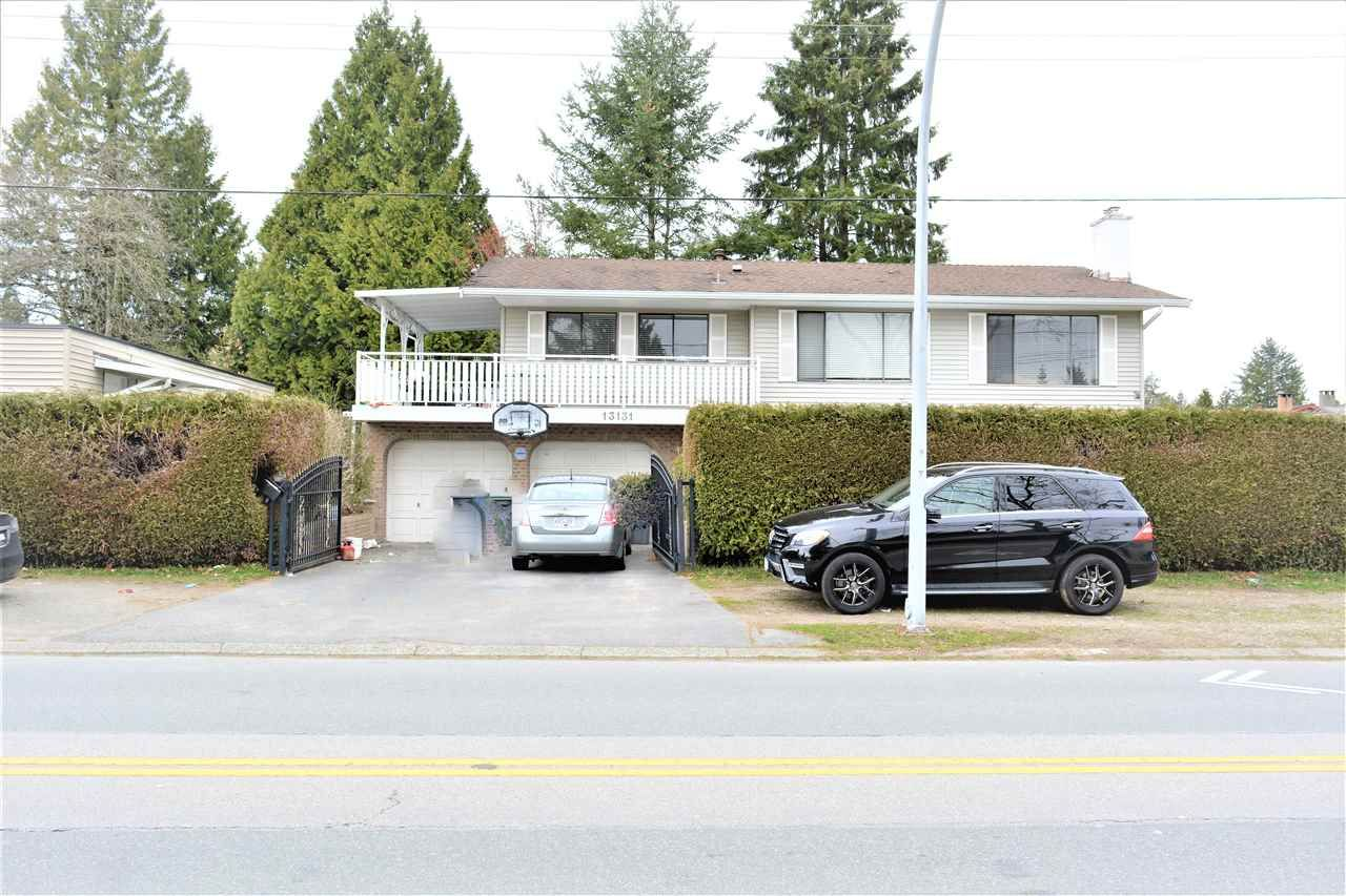 Main Photo: 13131 92 Avenue in Surrey: Queen Mary Park Surrey House for sale : MLS®# R2561258
