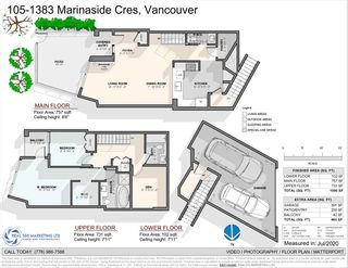 """Photo 29: 105 1383 MARINASIDE Crescent in Vancouver: Yaletown Townhouse for sale in """"COLUMBUS"""" (Vancouver West)  : MLS®# R2478306"""