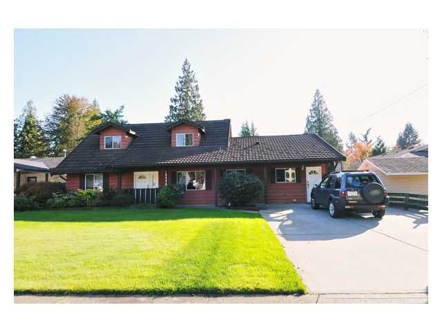 Main Photo: 19338 121ST Avenue in Pitt Meadows: Central Meadows House for sale : MLS®# V864759