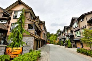"""Photo 1: 10 22206 124 Avenue in Maple Ridge: West Central Townhouse for sale in """"Copperstone Ridge"""" : MLS®# R2562378"""