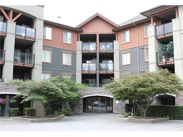 "Main Photo: 2117 244 SHERBROOKE Street in New Westminster: Sapperton Condo for sale in ""COPPERSTONE"" : MLS®# V1036248"