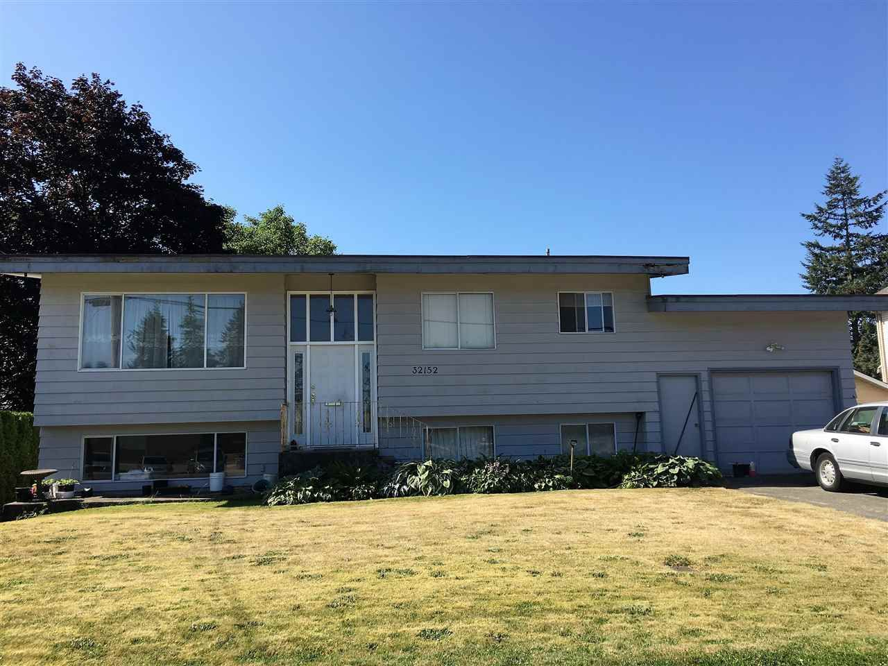 Main Photo: 32152 DORMICK Avenue in Abbotsford: Abbotsford West House for sale : MLS®# R2188128