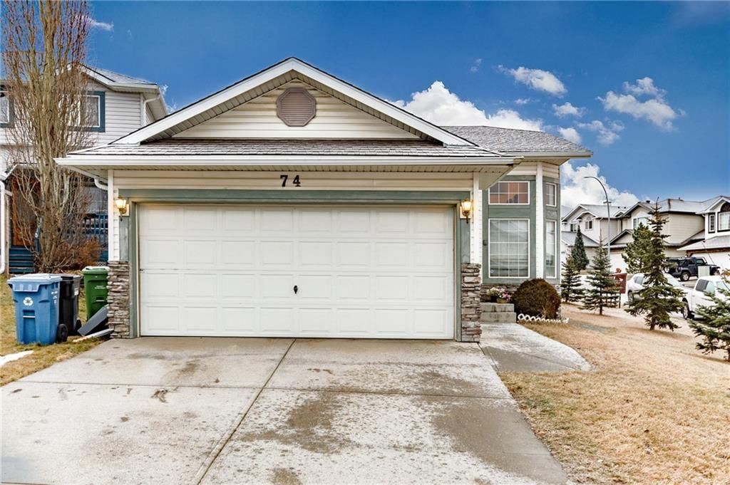 Main Photo: 74 ARBOUR STONE Rise NW in Calgary: Arbour Lake Detached for sale : MLS®# A1092409