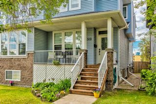 Main Photo: 503 17 Avenue NW in Calgary: Mount Pleasant Semi Detached for sale : MLS®# A1122825