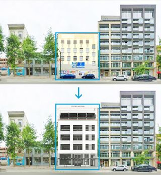 Photo 2: 41 W PENDER Street in Vancouver: Downtown VW Land Commercial for sale (Vancouver West)  : MLS®# C8038175