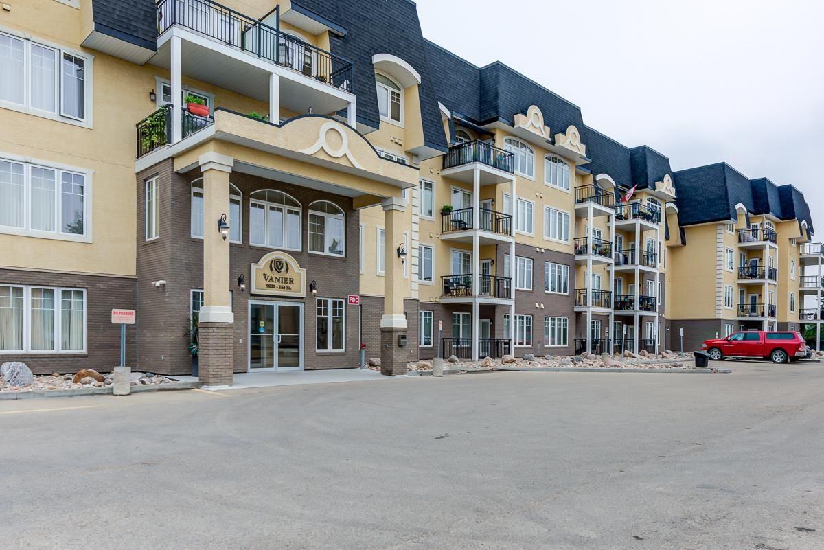 Main Photo: 316 9820 165 Street NW in Edmonton: Zone 22 Condo for sale : MLS®# E4255876