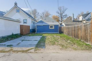 Photo 22: 385 Parr Street in Winnipeg: Sinclair Park Residential for sale (4A)  : MLS®# 202123704