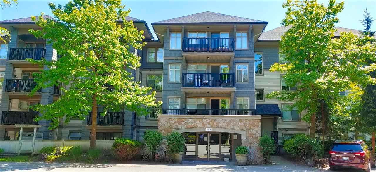 Main Photo: 109 2998 SILVER SPRINGS BOULEVARD in Coquitlam: Westwood Plateau Condo for sale : MLS®# R2583585