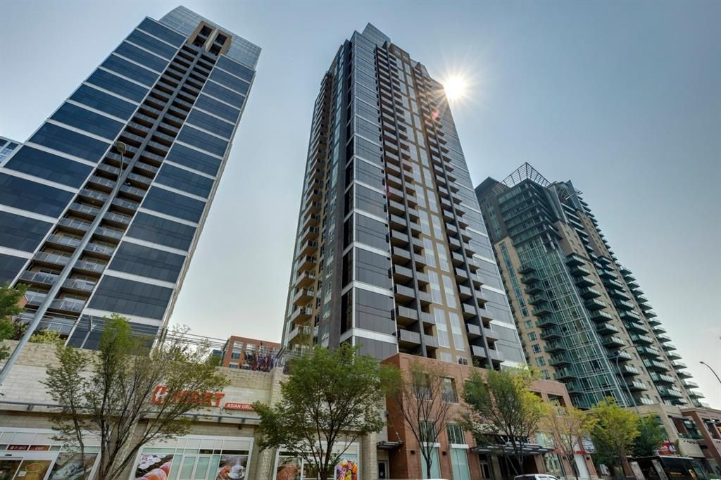 Main Photo: 403 1320 1 Street SE in Calgary: Beltline Apartment for sale : MLS®# A1131354