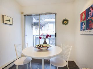 "Photo 8: 304 1166 W 6TH Avenue in Vancouver: Fairview VW Townhouse for sale in ""SEASCAPE VISTA"" (Vancouver West)  : MLS®# V1121820"