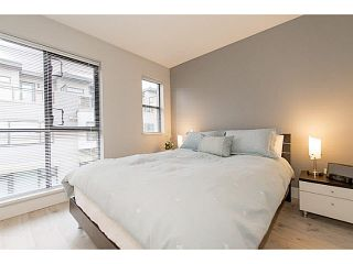 """Photo 16: 3651 COMMERCIAL Street in Vancouver: Victoria VE Townhouse for sale in """"Brix II"""" (Vancouver East)  : MLS®# V1087761"""