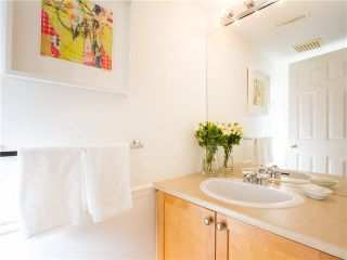"""Photo 11: 1625 MCLEAN Drive in Vancouver: Grandview VE Townhouse for sale in """"COBB HILL"""" (Vancouver East)  : MLS®# V1116697"""