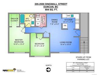 Photo 21: 205 2555 Dingwall St in : Du East Duncan Condo for sale (Duncan)  : MLS®# 859195