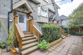 "Photo 16: 202 1676 E PENDER Street in Vancouver: Hastings Townhouse for sale in ""PENDER PLACE"" (Vancouver East)  : MLS®# R2202006"