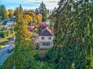 Main Photo: 5510 BLENHEIM Street in Vancouver: Kerrisdale House for sale (Vancouver West)  : MLS®# R2594205