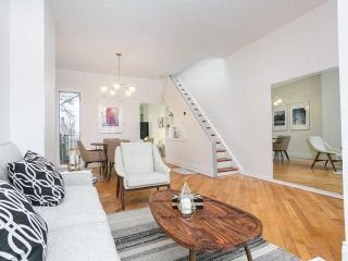 Photo 5: 164 Munro Street in Toronto: South Riverdale House (2-Storey) for sale (Toronto E01)  : MLS®# E4092812