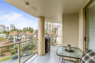 "Photo 10: 606 1189 EASTWOOD Street in Coquitlam: North Coquitlam Condo for sale in ""The Cartier"" : MLS®# R2432142"