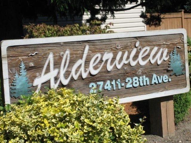 Main Photo: 255 27411 28 AVENUE in : Aldergrove Langley Townhouse for sale : MLS®# R2085835