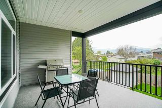 Photo 36: 46505 BROOKS Avenue in Chilliwack: Chilliwack E Young-Yale House for sale : MLS®# R2585247