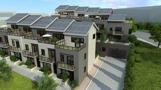 Photo 2: 1, 426 3 Avenue NE in Calgary: Bridgeland/Riverside Row/Townhouse for sale : MLS®# A1056307